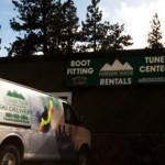 Tahoe Powder House Pioneer Trail