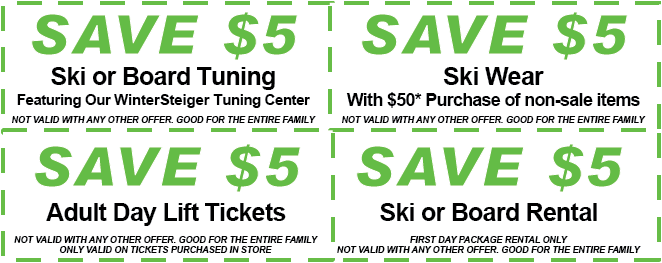 Powderhouse Ski Coupons