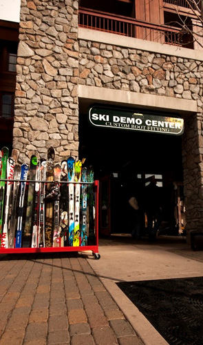 Tahoe Powder House Boot & Demo Centter